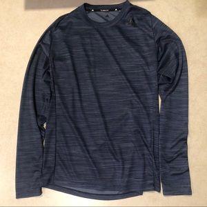 Adidas Climalite Long Sleeve Shirt - XL